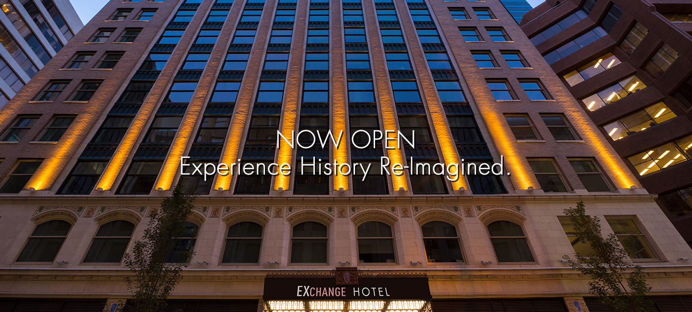 Exchange Hotel Vancouver Downtown Luxury Boutique In